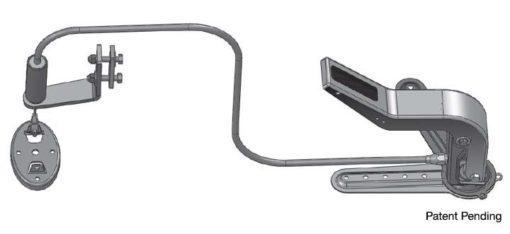 foot operated passenger dual brake diagram